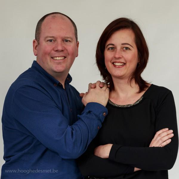 fotoshoot familie Petra en Lorenzo - Fotografie Krist - www.hooghedesmet.be