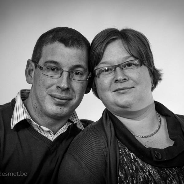 Fotoshoot Heidi en Stefaan - Fotografie Krist Menen