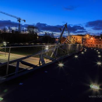 Kortrijk-Leiebrug-Landschap | FotografieKrist.be