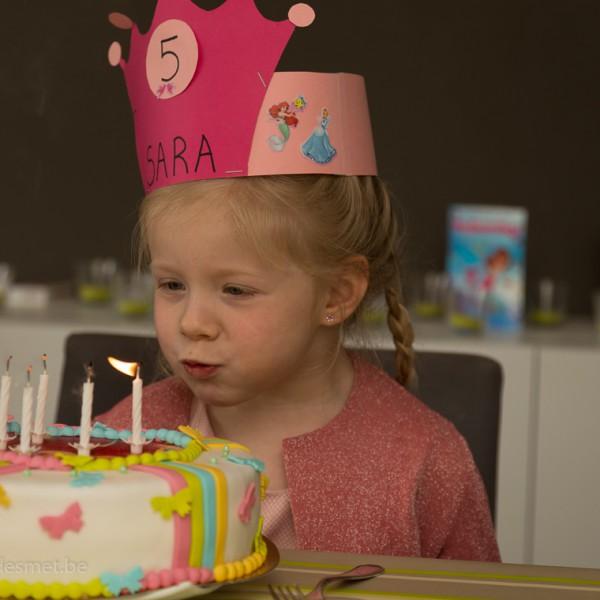 Verjaardag Feestje Sara - Fotografie Krist